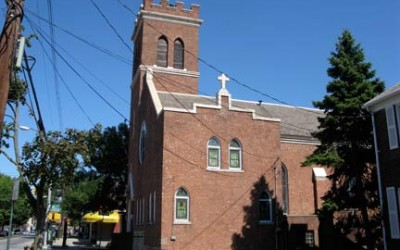 Historic Area Parishes to Merge as All Saints Lutheran Church