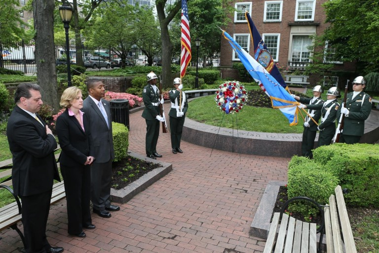 Borough President to Host Memorial Day Observance Ceremony