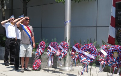 Communities Come Together to Pay Respect to Service Members on Memorial Day