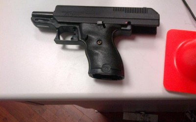 Ruse Doesn't Fool 106th Precinct Cops; Foil Robbery After Perp Claims He's Store Employee