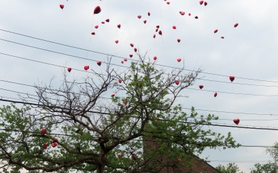 Howard Beach Says Final Goodbye To Valentina; Town Wrapped in Red for Remarkable Toddler