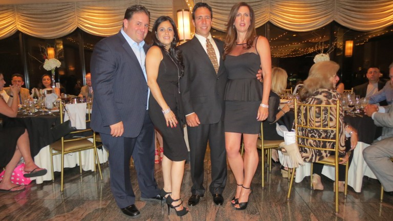 Ave Maria Honors Families, Bids Farewell to Monsignor at Dinner-Dance