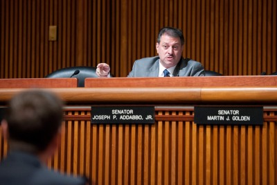 Addabbo Questions JFK, LaGuardia Cyber Security at Hearing