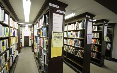 Editorial: The Legacy of the Library