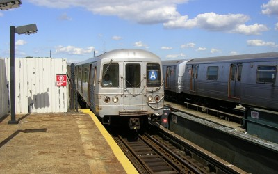 Brooklyn-Bound Rockaway Blvd. A Station to Close for Renewal Work