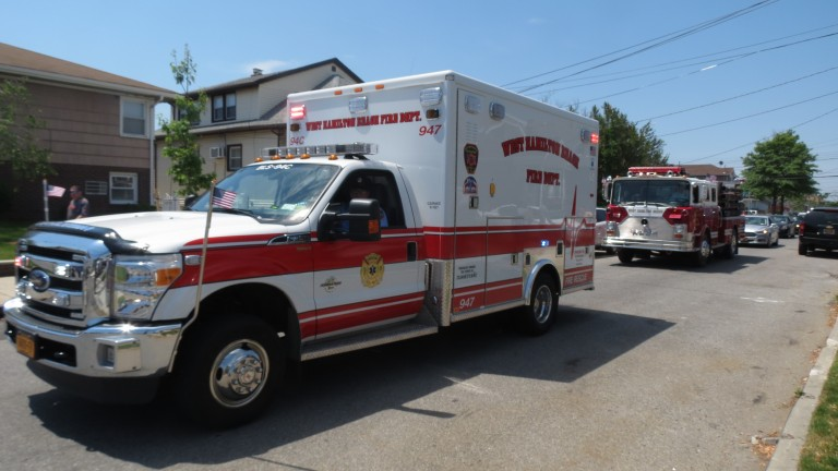Legislators Looking to Aid Volunteer Firefighters, Ambulance Workers