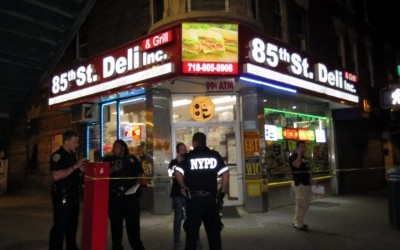 Man Shot in Leg on Jamaica Avenue