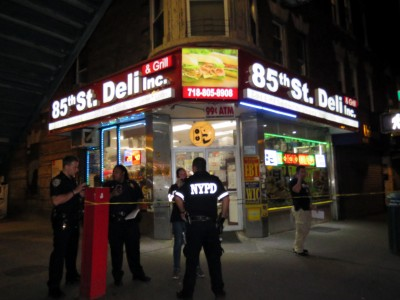 Man Shot in Leg on Jamaica Avenue