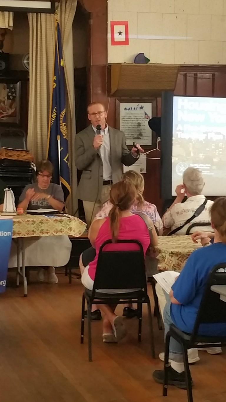 Woodhaven Civic Leery of de Blasio Housing Plan