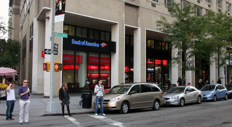 Queens Man Charged with Armed Bank Robberies