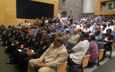 Queens South Crime Forum Brings Police Ideals to the People