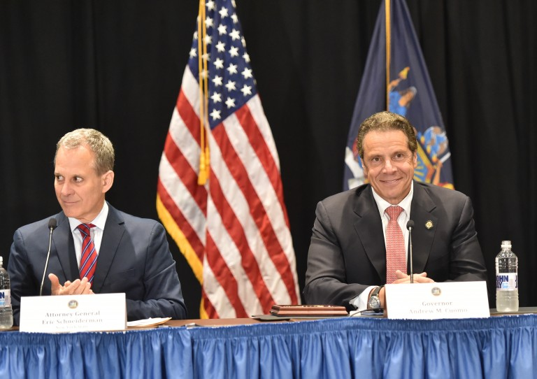 Cuomo Appoints AG as Prosecutor for all Police-Related Civilian Deaths