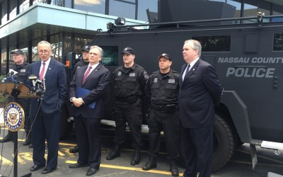 Schumer Pushes Development of Drunk-Driving Prevention Technology