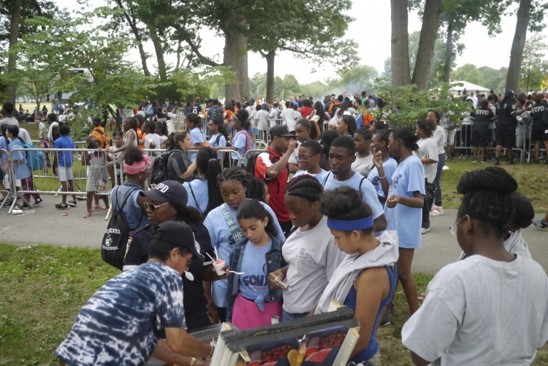 25th Harmony Picnic Gathers South Queens Kids for Day of Outdoor Fun