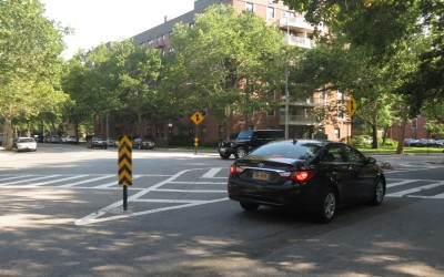 Community Calls for Urgent DOT Action at 'Dangerous' Intersection
