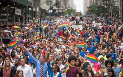 Queens, City React to Supreme Court Marriage Equality Ruling