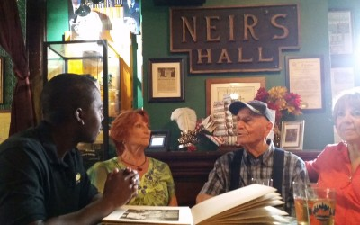 Ozone Park WW II Vet Returns to Neir's Tavern; 1946 wedding reception held at landmark Woodhaven bar