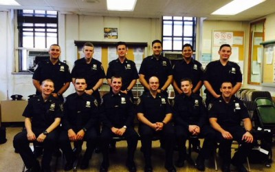 Twelve Rookie Cops Assigned to 106th Precinct