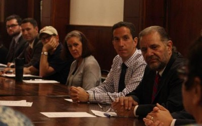 Civic Leaders, Officials Discuss Storm Planning at Conference