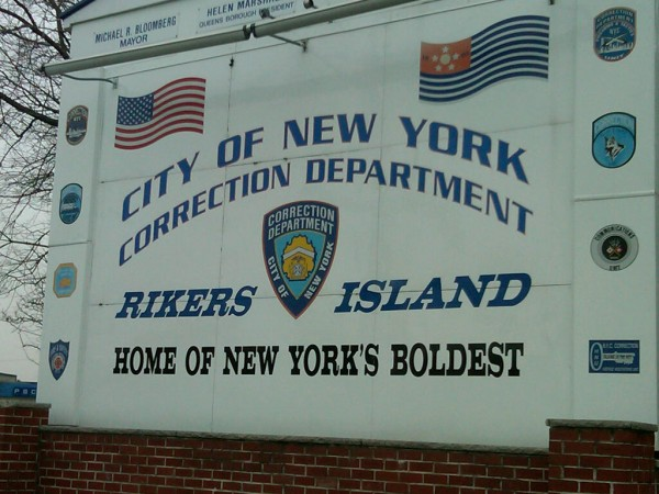 Historian Organizing Petition to Change Name of Rikers Island