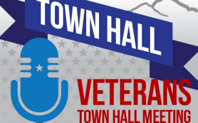 Library to Host Veterans Town Hall
