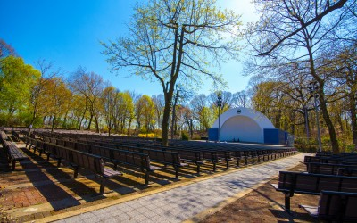 Borough President's Office Allocates $32M for Queens Parks; Katz secures $500K for Forest Park Bandshell walkway project