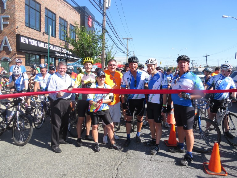 Riders Raise Funds for Worthy Causes at 2nd Annual Loop