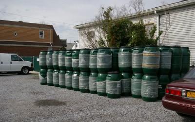 Area Officials Sponsor Broad Channel Rain Barrel Giveaway