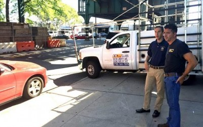 Goldfeder Calls on MTA to Clean Up Liberty Ave. Construction Sites