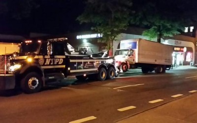 Community Complaints Lead to Towed Trucks
