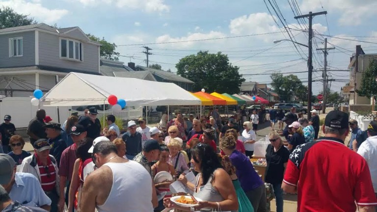 Addabbo, Community Thank Service Members at Annual Veterans BBQ