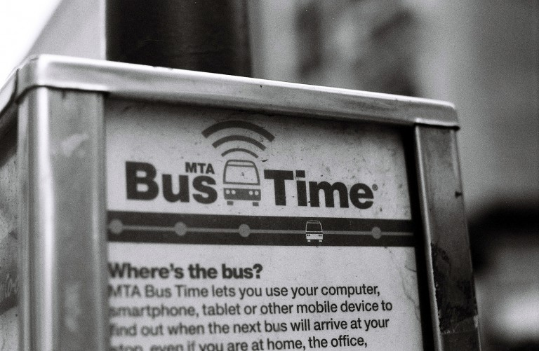 MTA to Roll Out New Bus Time™ Arrival-Estimate Feature