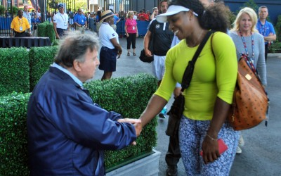 Judge Brown Meets the Queen of the Court
