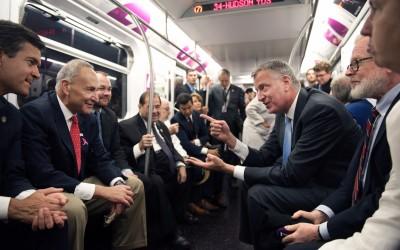 MTA, de Blasio Administration Still at Odds over Funding