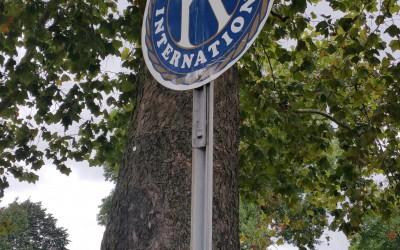 Howard Beach Kiwanis Unveils Memorial Triangle