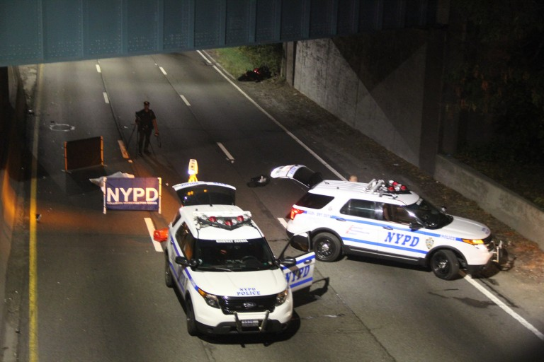 Motorcycle Passenger Killed in Belt Parkway Hit and Run