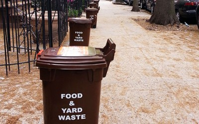 Sanitation Touts Organic Recycling in South Queens