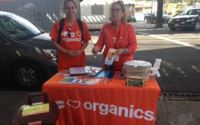 Sanitation Spreading the Word About Organic Recycling