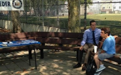 Goldfeder Calls on Parks to Install Bathroom at Centreville Playground