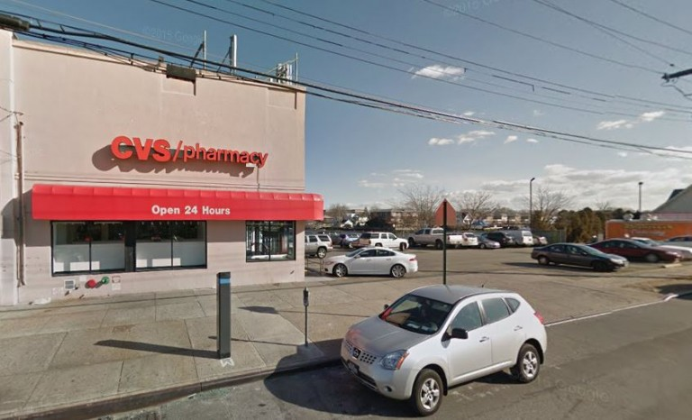 Cops Use iPhone App to Nab Alleged Drive-By Purse Snatcher; Track suspect to Cross Bay CVS after victim is dragged, run over by SUV