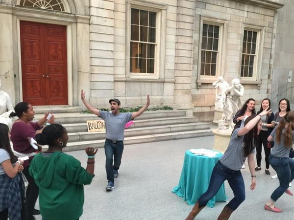 Queens Library and Theatre Company to Stage Bard Readings at Borough Libraries