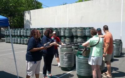 DEP, Area Officials to Host Rain Barrel Giveaway
