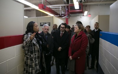 Ulrich, Mark-Viverito Tout Budgetary Support of Vets Services Initiative