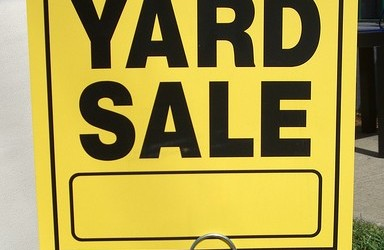 How to Have a Kick-A Yard Sale