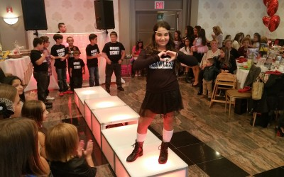 Fashion Show Raises Funds for Children's Hospital in Honor of Valentina