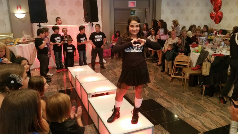 Fashion Show Raises Funds for Children's Hospital in Honor of