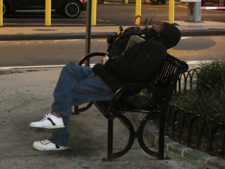 Homelessness a Mounting Problem in Borough