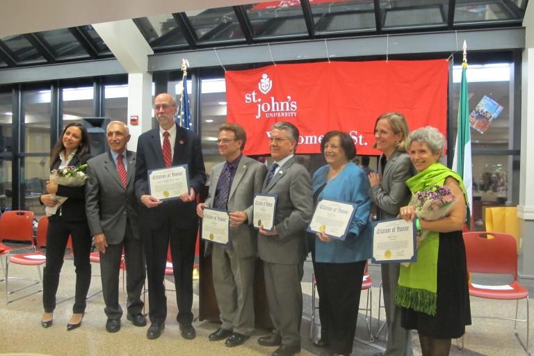 St. John's Celebrates Italian-American Heritage