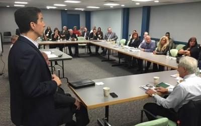 Pol Raises Parking Issues at JFK Airport Meetings