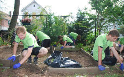Applications Available for Love Your Block Grants; Help civic groups fund neighborhood beautification projects